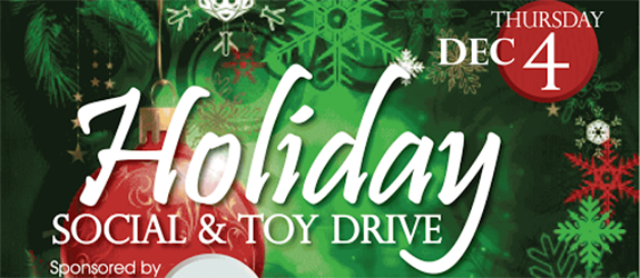 Navigate to 5th Annual Black Professional Alliance Holiday Social and Toy Drive