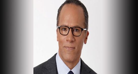 Navigate to NABJ Congratulates Member Lester Holt on his Appointment as Anchor of NBC Nightly News