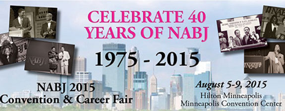Navigate to Celebrate 40 Years of NABJ with the 2015 Registration Special!